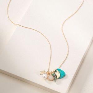 Stella & Dot Surfcomber Necklace
